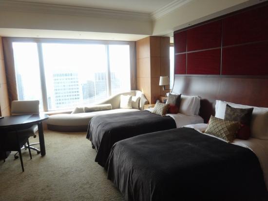 Shangri-La Hotel, Tokyo: Bedroom