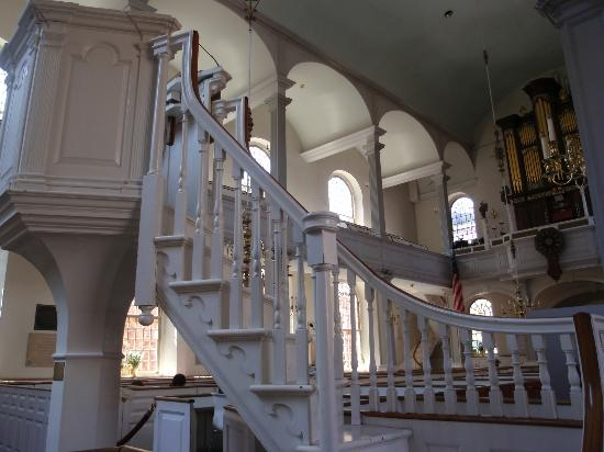 Old North Church Picture Of Old North Church Boston Tripadvisor