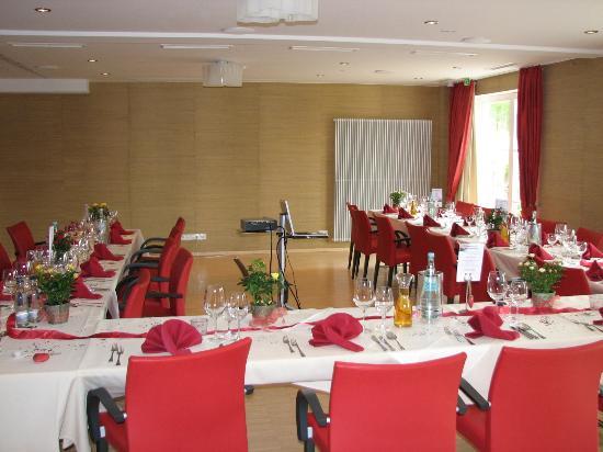 Hapimag Resort Winterberg: Set up for our birthday celebration