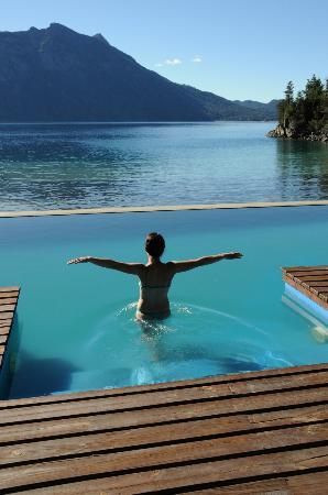 Millaqueo Luxury Villa: piscine magique