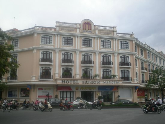 Hotel Saigon Morin Spa