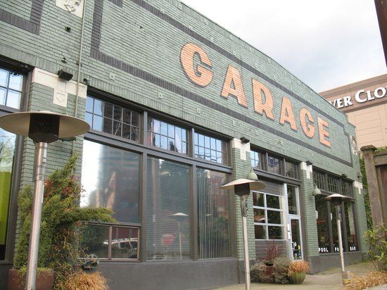 Photo of The Garage in Seattle, WA, US