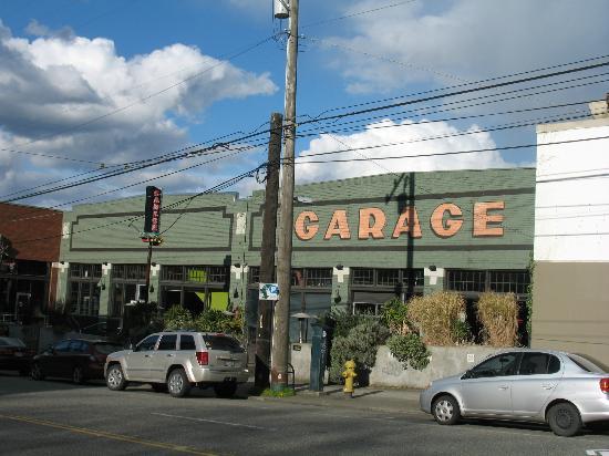 the garage picture of the garage seattle tripadvisor