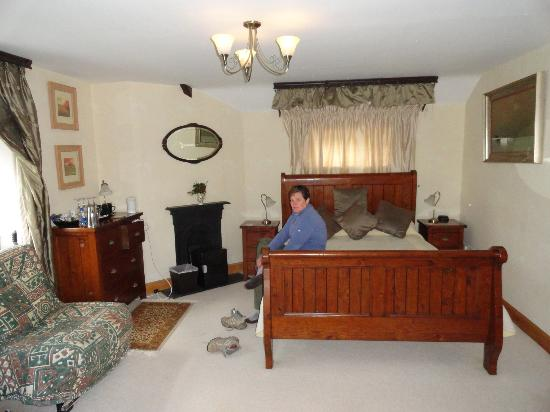 The Beeches Farmhouse B&B & Pig Wig Cottages: Farmhouse Room