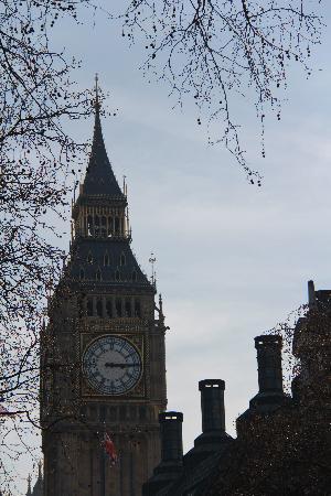 Taj 51 Buckingham Gate Suites and Residences : Big Ben