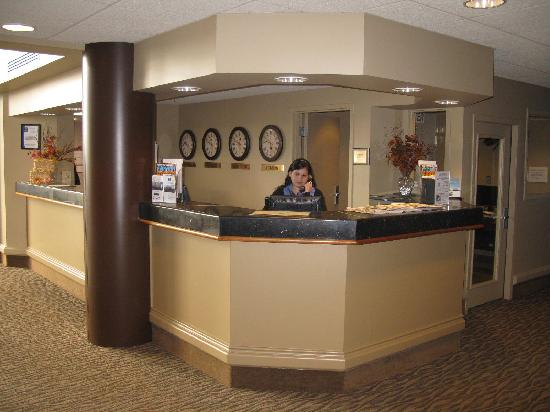 Quality Inn & Suites: Our Friendly Hotel Staff