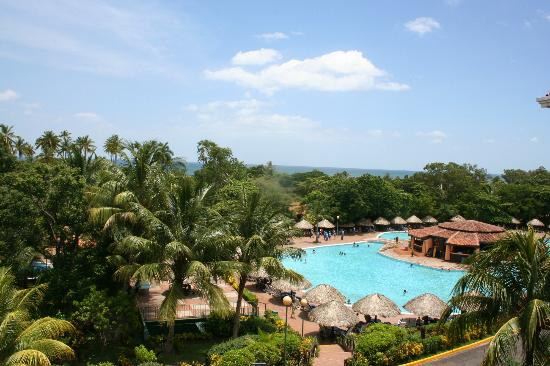 Barcelo Montelimar Beach: view!