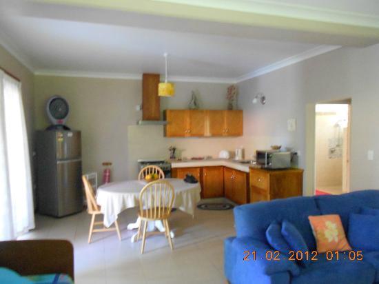 Aito Apartments Muri: kitchen