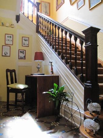 Carmichael Guesthouse: Business quarter with free internet access