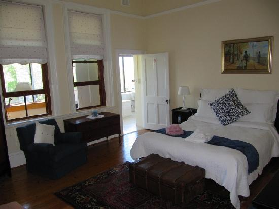 Carmichael Guesthouse: The main bedroom of our second Family Suite