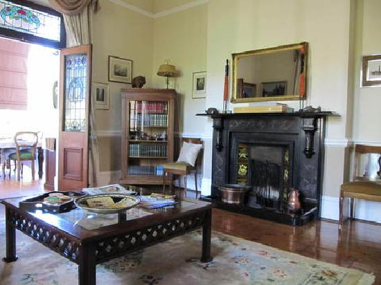 Carmichael Guesthouse: Our lounge from another angle