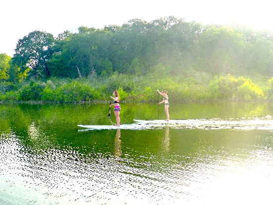 DFW Surf : SUP:  Fastest Growing Watersport in the World