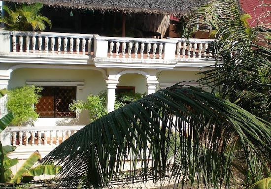 Golden TaKeo Guesthouse: Vue de la guesthouse
