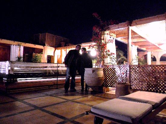 Terrazza Picture Of Riad L Etoile D Orient Marrakech