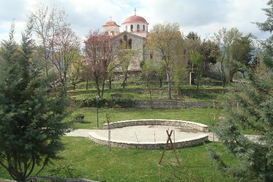 Kastoria, Greece: Monastery