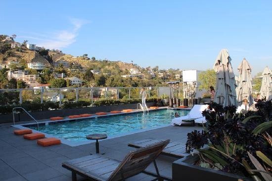 Eventi - a Kimpton Hotel: Rooftop at Andaz