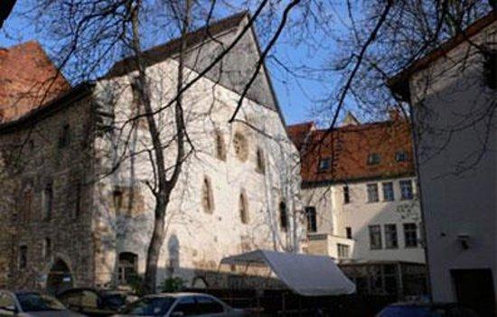 Alte Synagoge Erfurt Bewertungen Und Fotos