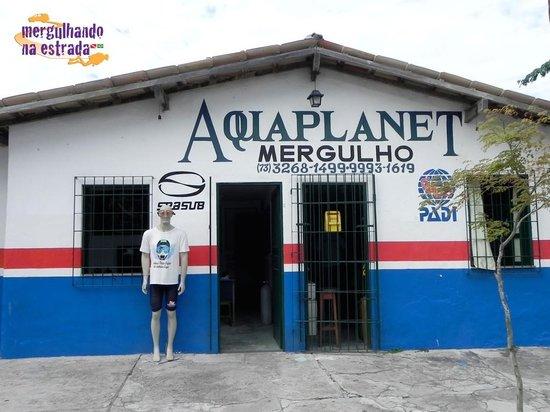 Aquaplanet Mergulho
