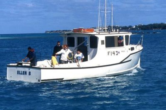 Fishing with captain baxter picture of bermuda reef for Fishing in bermuda