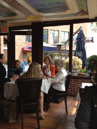 Cafe Milano Restaurant Georgetown