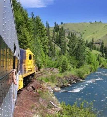 Foto de Eagle Cap Excursion Train