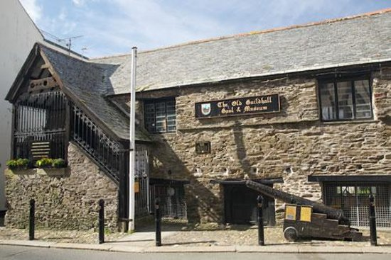 Old guildhall museum gaol looe england top tips - Hotels in looe cornwall with swimming pool ...