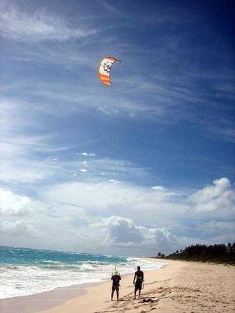 Endless Kiteboarding Bild