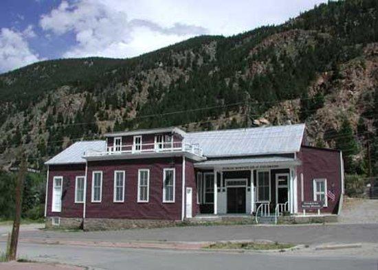 Georgetown Energy Museum Aufnahme