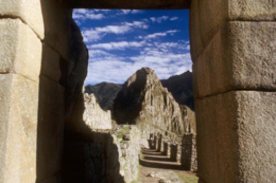 Gray Line Peru Foto