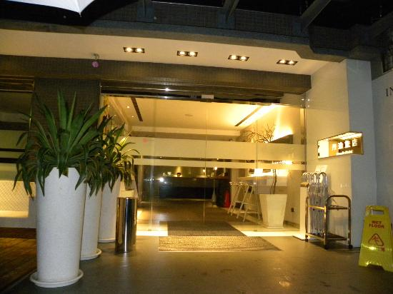 Dandy Hotel - Tianmu Branch: entrata
