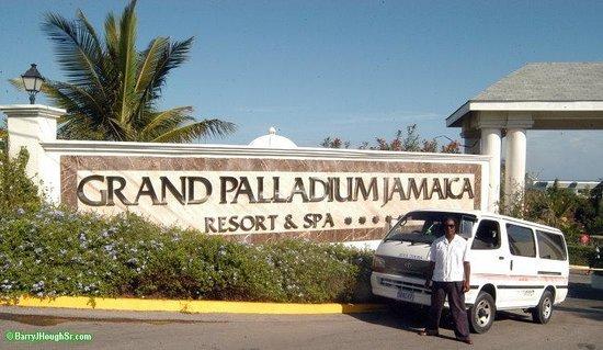 Joe Cool Taxi and Tours Jamaica