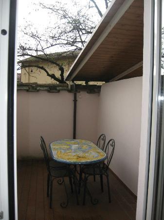 Residence Signa: terrazzo