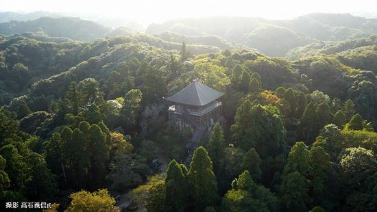 Chonan-machi, Japonia: 空撮