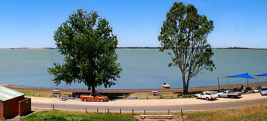 Lake Bolac Information & Business Centre-billede