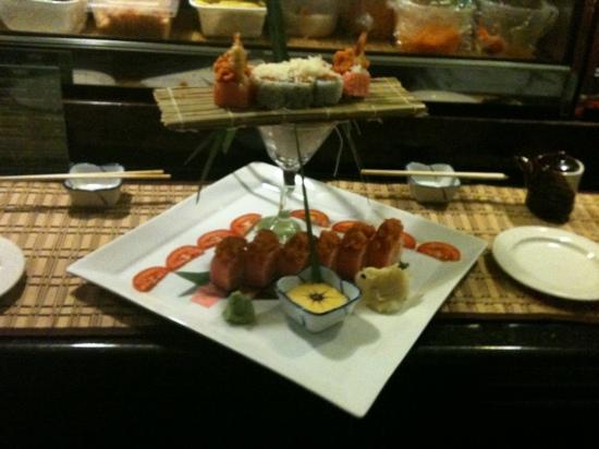 Koo Neo-Japonese Cuisine: Koo chef special !