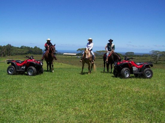 Pa`ani Ranch & ATV Adventures