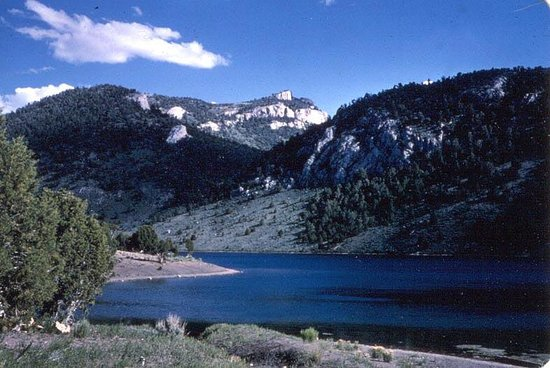 Cave Lake State Park Nevada United States Top Tips