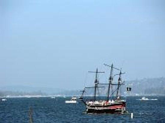 Pirate Ship Tours