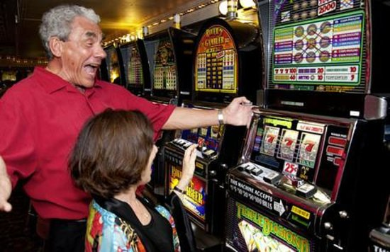 Little River, Carolina del Sud: Slots