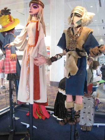 Ballard Institute and Museum of Puppetry-bild