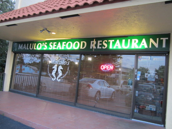 Malulo's International Seafood: Malulo's