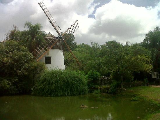 Parque Moinhos de Vento (Parcão): ecco il mulino