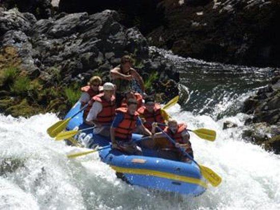 Bigfoot Rafting Day Trips Foto