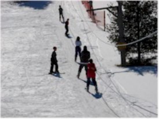 Camp 10 Ski Area Photo