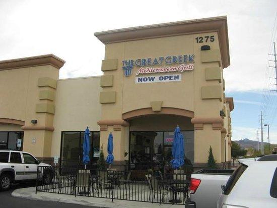 The Great Greek Henderson Restaurant Reviews Phone