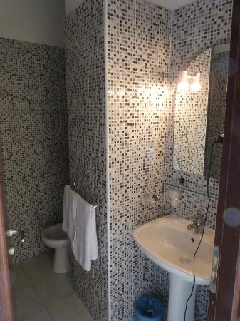Memole Inn Sanremo : bagno