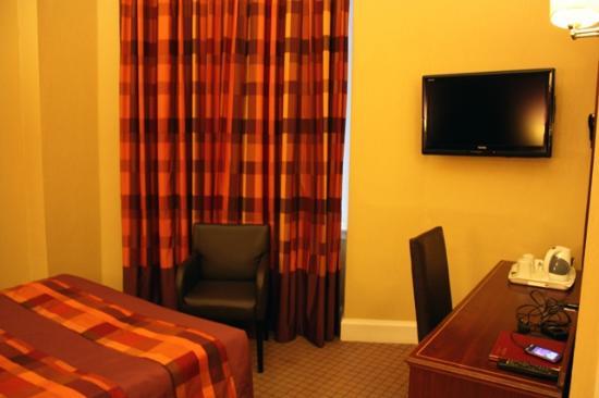Frederick House Hotel: Bedroom
