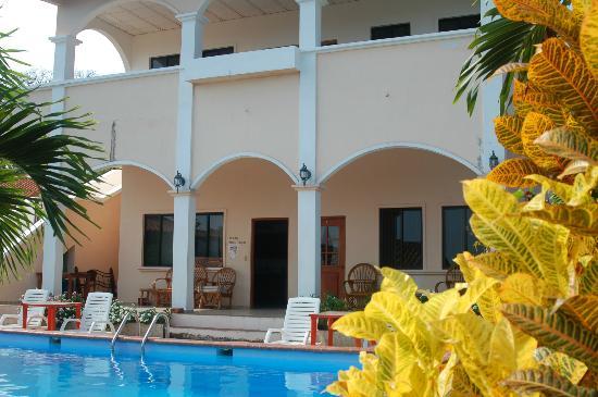 Pedasi Sports Club: Hotel