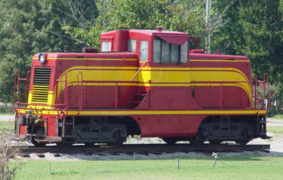 Cowan Railroad Museum Bild