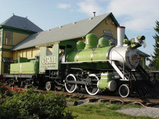 Cowan Railroad Museum Image